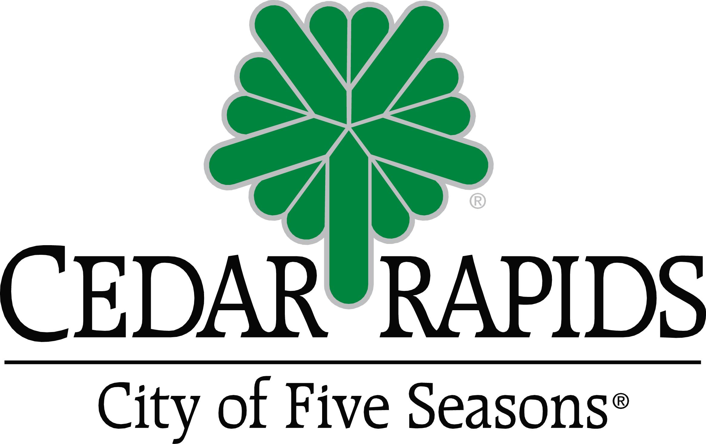 City of Cedar Rapids Logo RGB